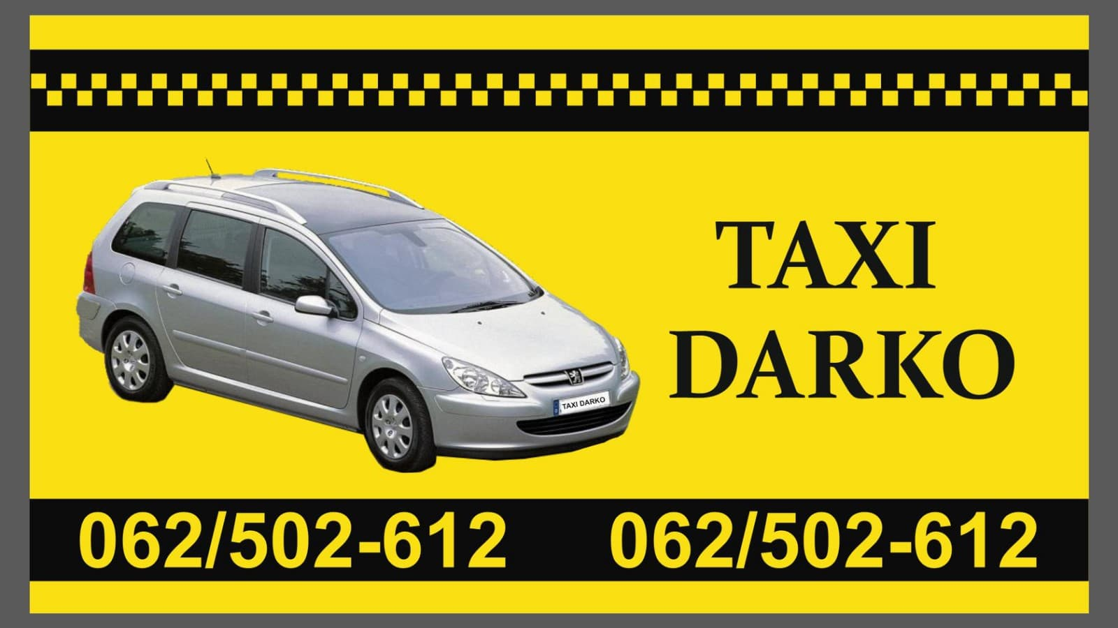 Taxi Darko