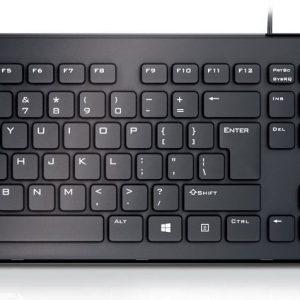 Crna tastatura