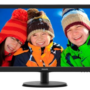"PHILIPS_ 21.5"" LED monitor"